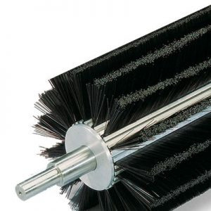 KOTI-Dawson Axial Strip Roller Brush with aluminium Core