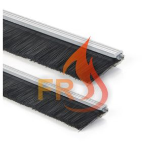 Superseal FR Fire Retardant Brush Strip with Rebate Carrier